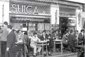 .Pastelaria SUIÇA no Rossio - Lisboa.