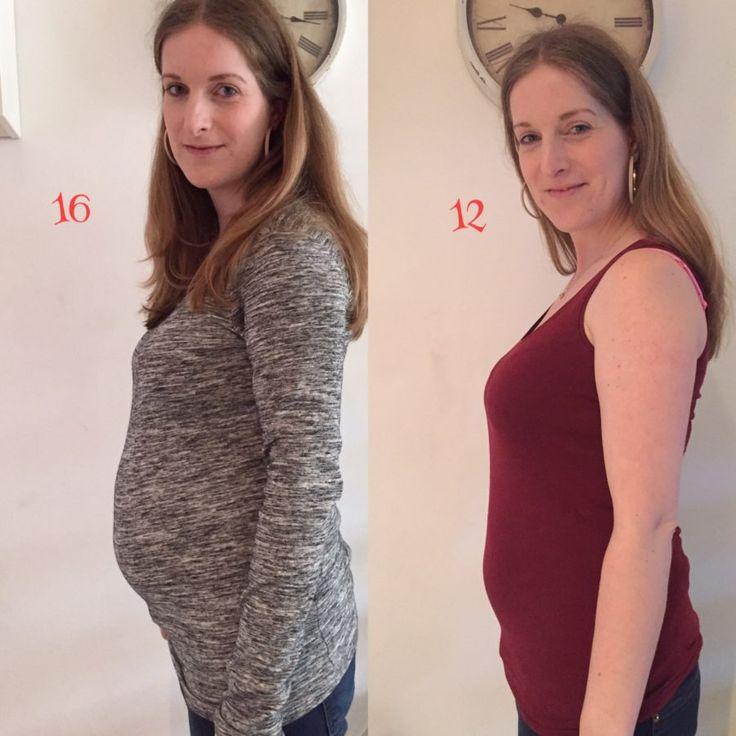 Zwangerschapsupdate - 16 weken - Miss Sentinelli