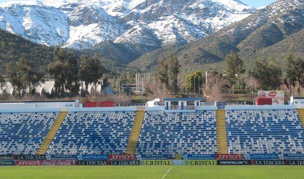 Estadio San Carlos de Apoquindo - UC - Chile