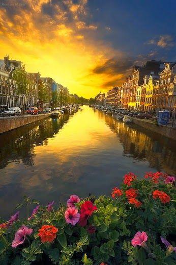 Amsterdam..Netherlands.