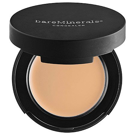 Bare minerals Correcting Concealer Broad Spectrum SPF 20 (Light 2/Medium 2) no joke!!...I have this one and it is the best concealer eva!!!!