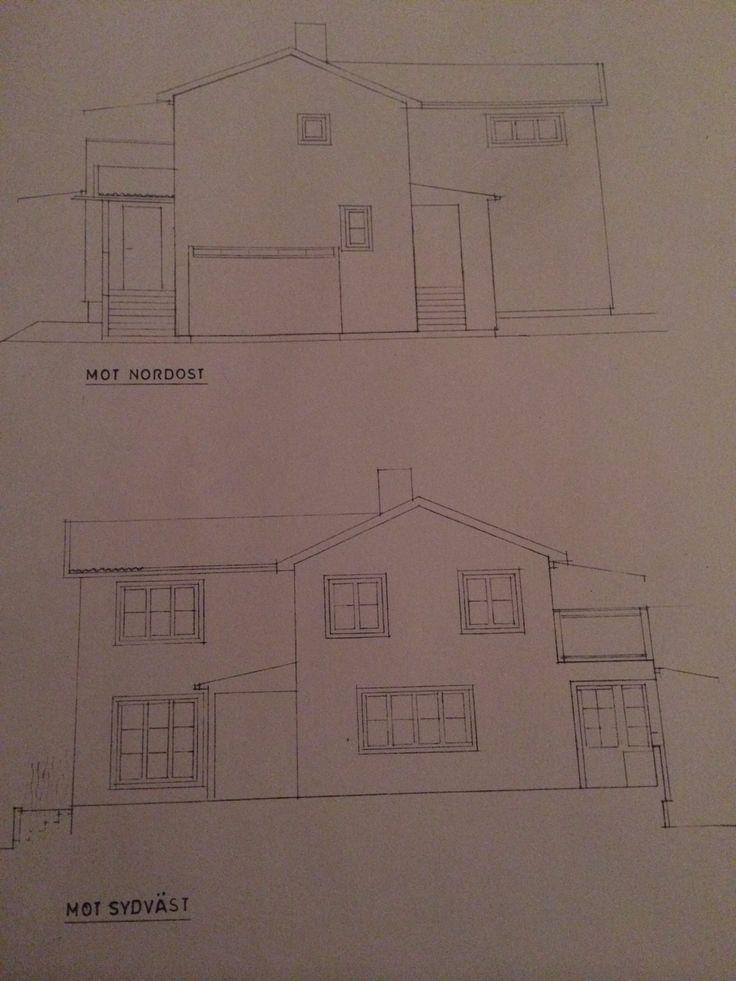 Bygglovshandling fasad 2