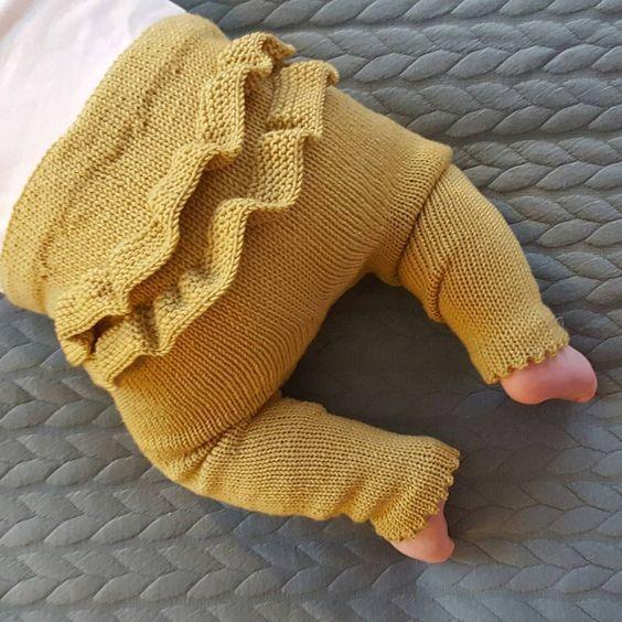 Knitting Kids Pants Models, #bebeergollientoll …