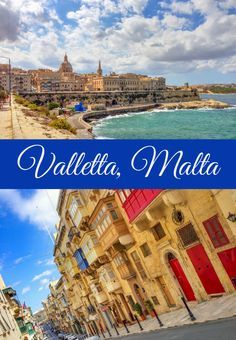 A photo tour of the lovely historic center of Valletta, Malta