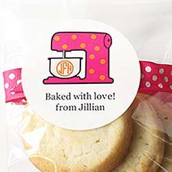 Hobby Personalized Gift Stickers