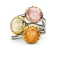 Portofino Collection rings