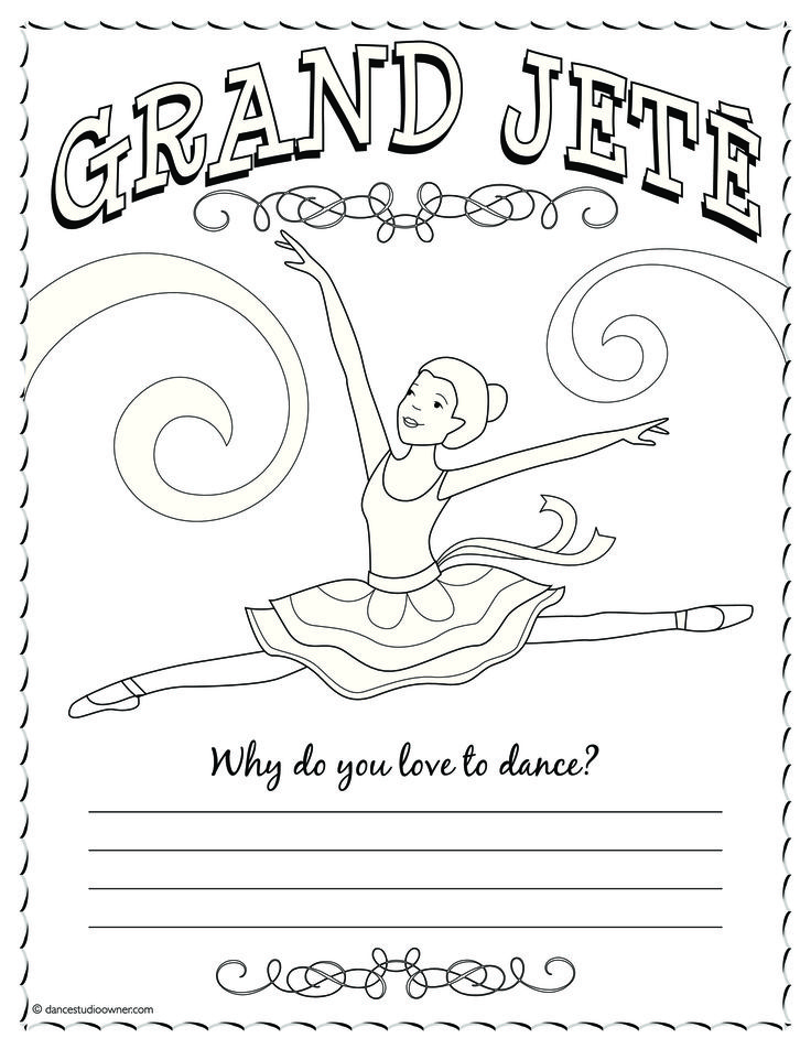 hip hop dance coloring pages grand jete page sketch coloring page ballerina coloring pages for kids