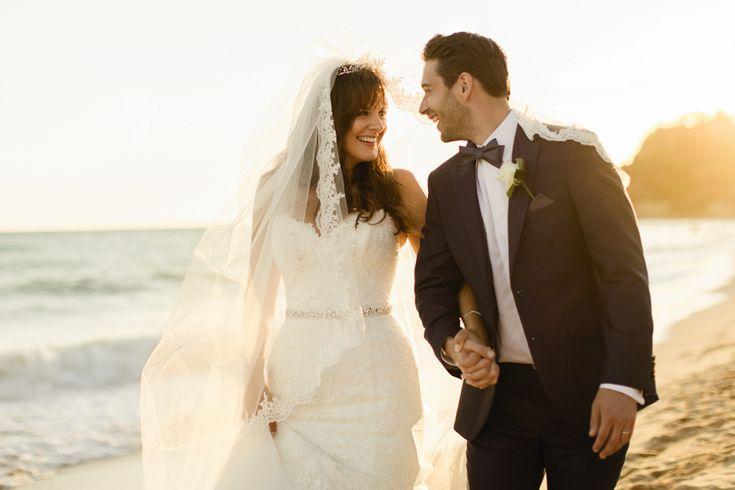Pine Cliffs Algarve beach wedding