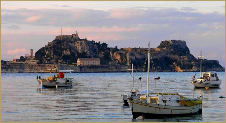 Bella Venezia Hotel in Corfu Island