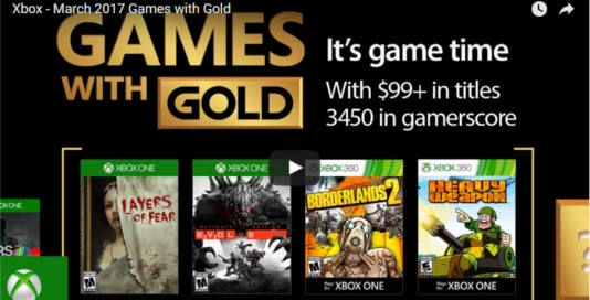 FREE Games Download for Xbox Live Gold Members on http://www.icravefreestuff.com/