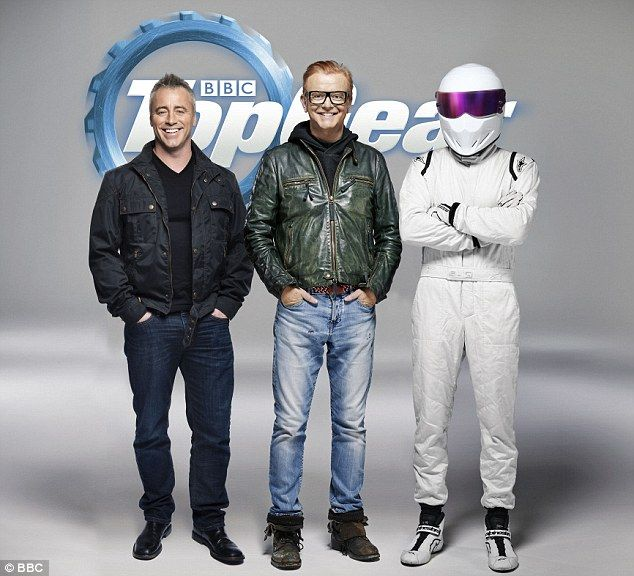Matt LeBlanc to be presenter of Top Gear