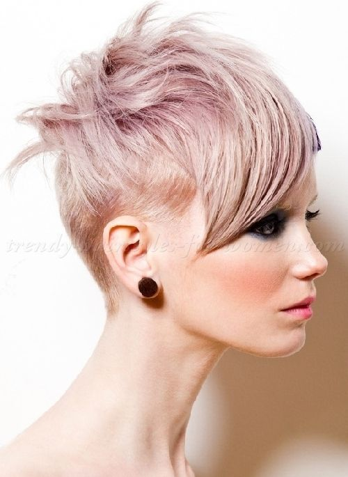 short undercut hairstyles for women short undercut haircut for women