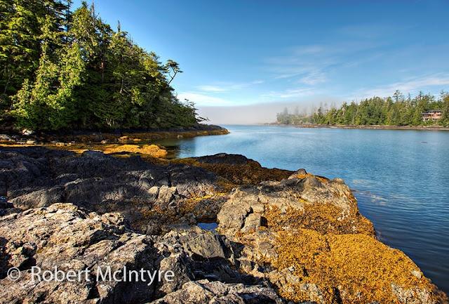 Terrace Bay, Uclelett BC More at www.imagesbyrob.blogspot.com
