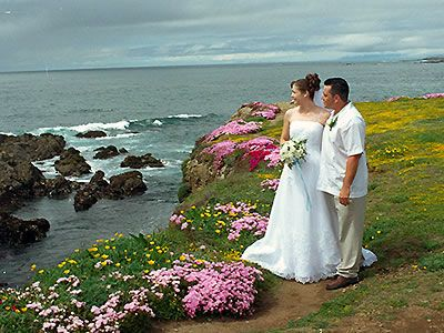 Mendocino Coast Botanical Gardens Fort Bragg Weddings North Wedding Venues 95437