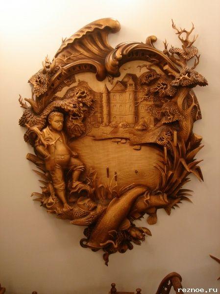 Лучших изображений на тему «relief carving Резные картины
