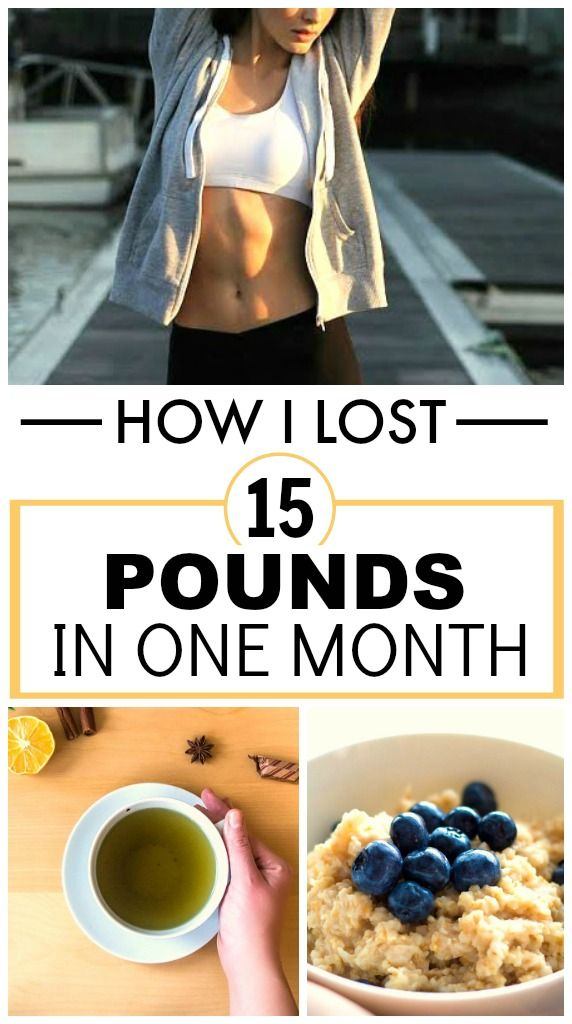 I've just tried this method of losing 15 POUNDS in one month without exercise and I've ALREADY LOST WEIGHT! And these simple tips are SO EASY! I wish I had known about this sooner! Definitely pinning!