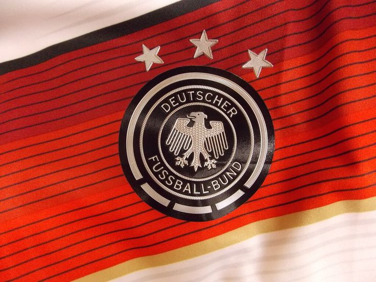 German football logo