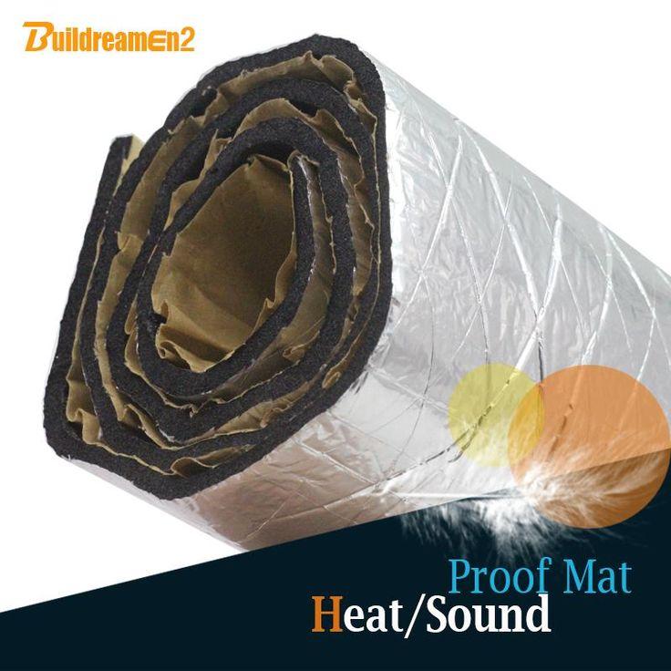 Sound Deadening mat 50mil 26 sqft Sound Deadener Mat Car