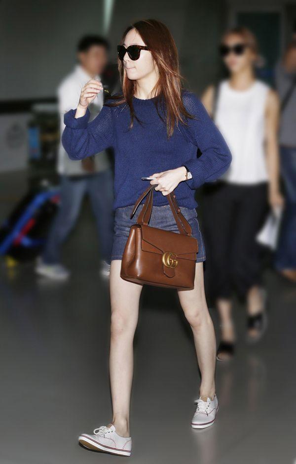 Krystal F(X) Jalani Adegan Mesra dengan Kim Byung Soo