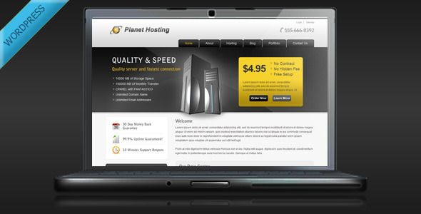 See More Planet Hosting - Hosting Wordpress Themeyou will get best price offer lowest prices or diccount coupone