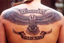 Kid Rock's Tattoo