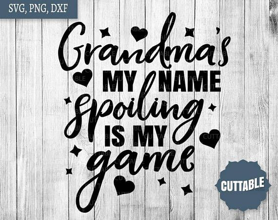Get I Love My Grandkids Svg Crafter Files