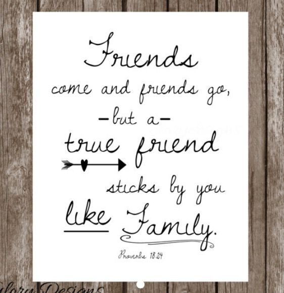 Bible Verses About Family and Friends