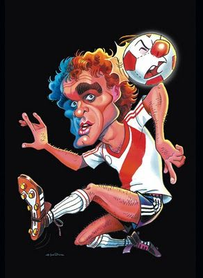 Oscar Ruggeri - River Plate