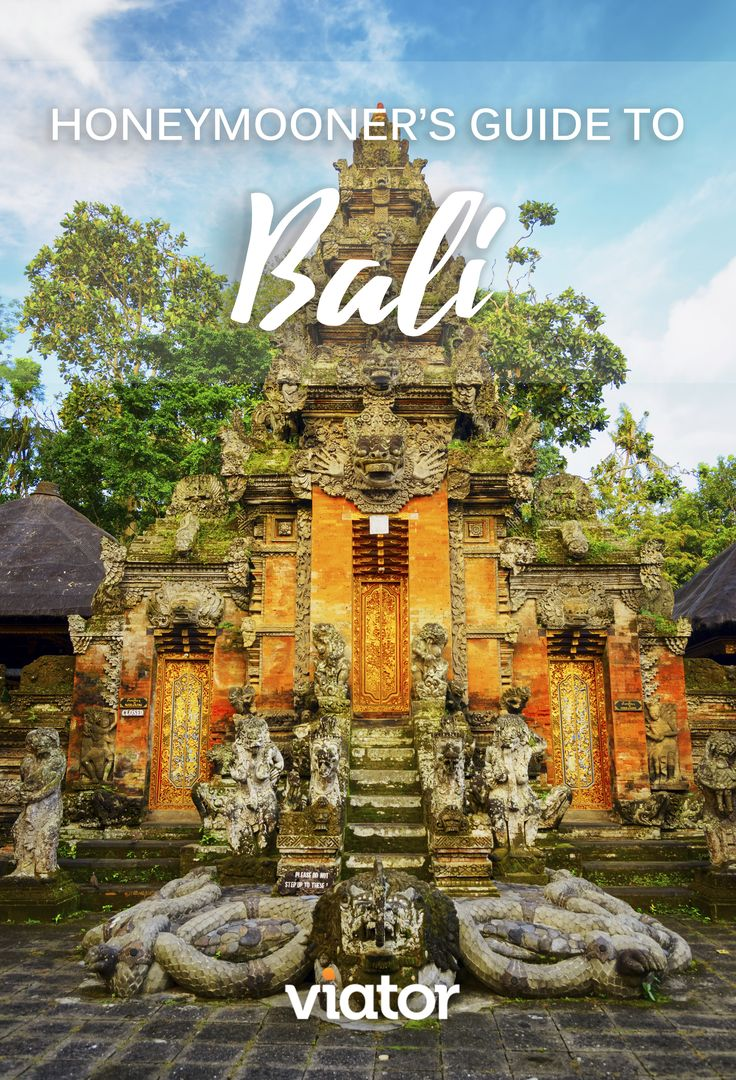Whether it's watching the sunset over Tanah Lot Temple; swimming and snorkeling around Lembongan Island; hiking Mt Batur at sunrise for rewarding views; or taking part in a cultural cooking class; Bali has all the ingredients for a truly unforgettable honeymoon