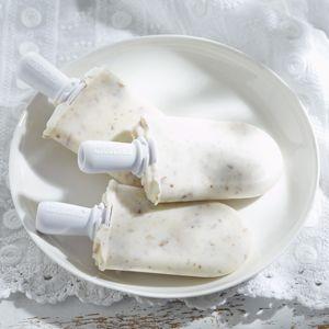 Recept - Yoghurt-amandelijsjes - Allerhande  http://www.ah.nl/allerhande/#/recepten/951776/yoghurt-amandelijsjes/