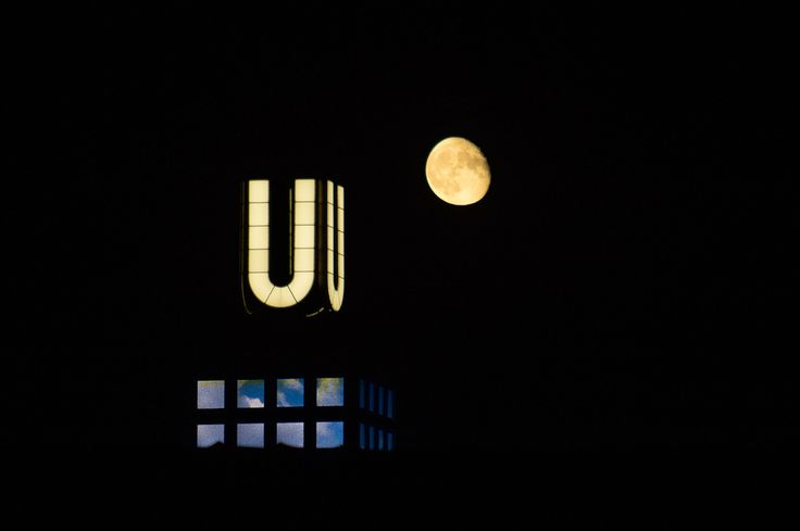 Mondaufgang über dem Dortmunder U http://fc-foto.de/36941522