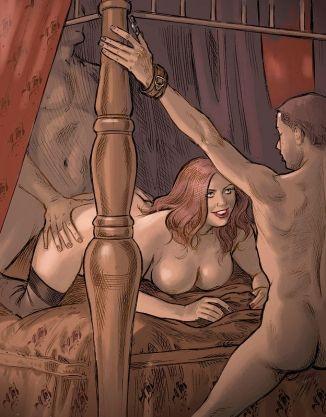 Submissive Cuckold femdom belt chastity