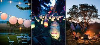 Resultado de imagen de fiestas al aire libre decoracion