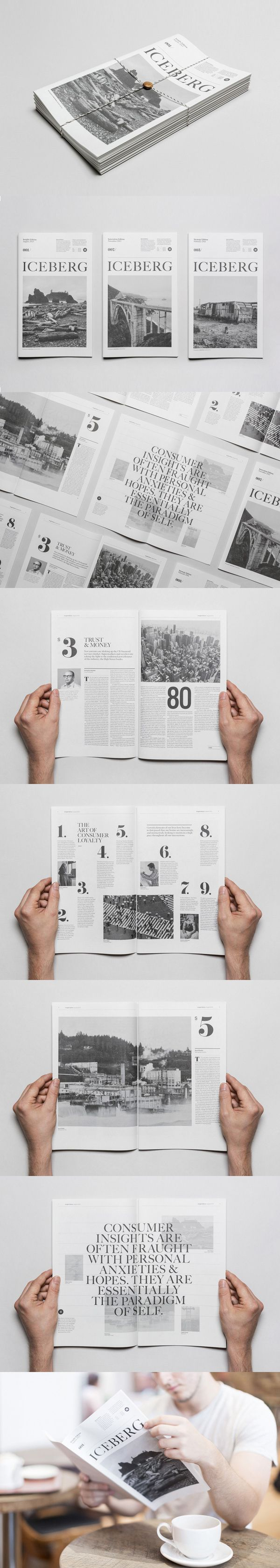 Iceberg / Socio Design
