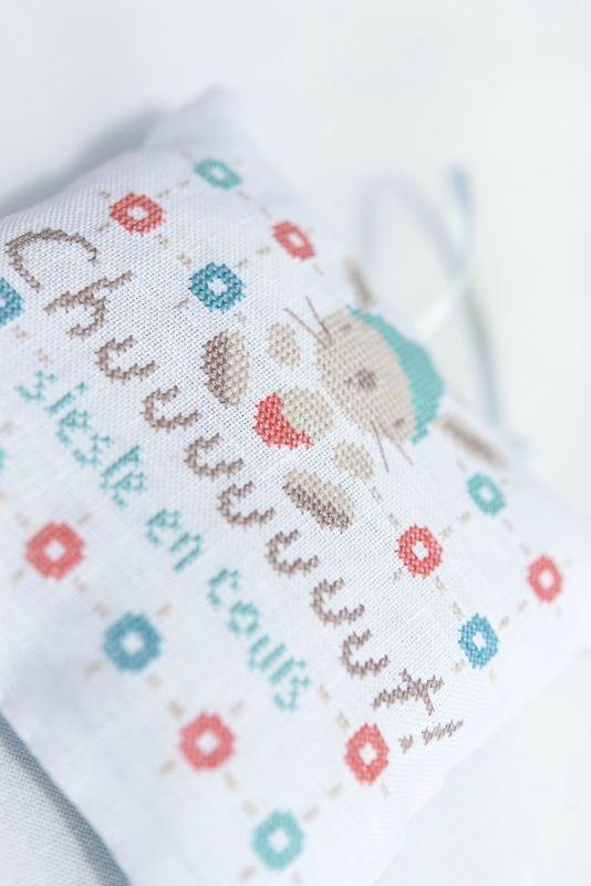 Petits cadeaux pour bébé... - Sweet Home et petites croix