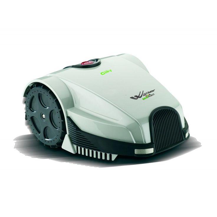 WIPER Rasenmäher Roboter Mähroboter CIIKY XH für ca. 1.100m² ***NEU*** | eBay