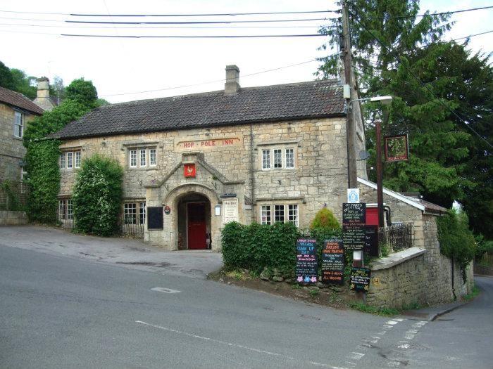 16th Century Hop Pole Inn - Limpley Stoke