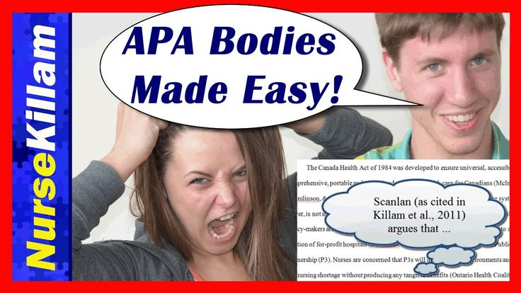 Essay Body Basics: APA Made Easy Guide (Video 3 of 4)