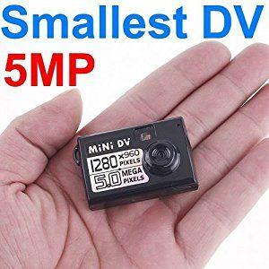 5MP HD Smallest Mini DV Spy Camera Video Recorder Hidden Cam DV DVR With 1280 x 960 Resolution - http://electmecameras.com/camera-photo-video/security-surveillance/5mp-hd-smallest-mini-dv-spy-camera-video-recorder-hidden-cam-dv-dvr-with-1280-x-960-resolution-com/