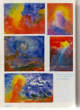 Tafel 17: Legendenstimmung und Gestaltung                           (ab 2. Schuljahr)