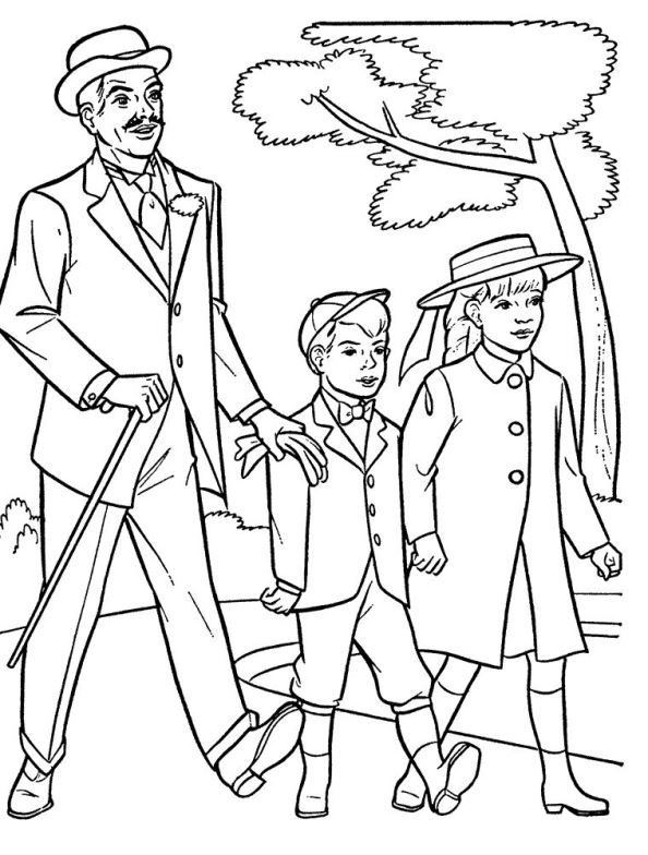 Find this pin and more on coloriage mary poppins by marjo1001