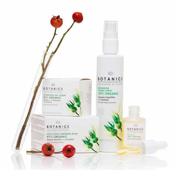 Boots Botanics has recently introduced an organic, socially responsible skin care range. The products in the Boots Botanics Organic range contain active plant extracts developed through cons...