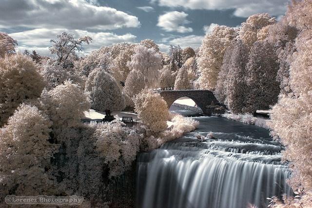 Websters Falls - near Hamilton, Ontario