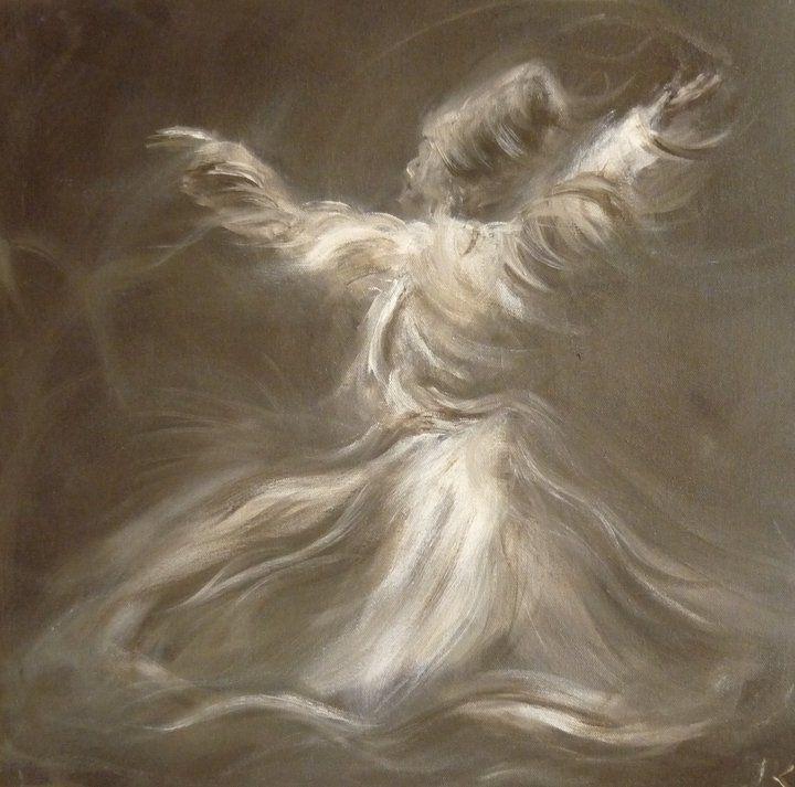 Sufi danser