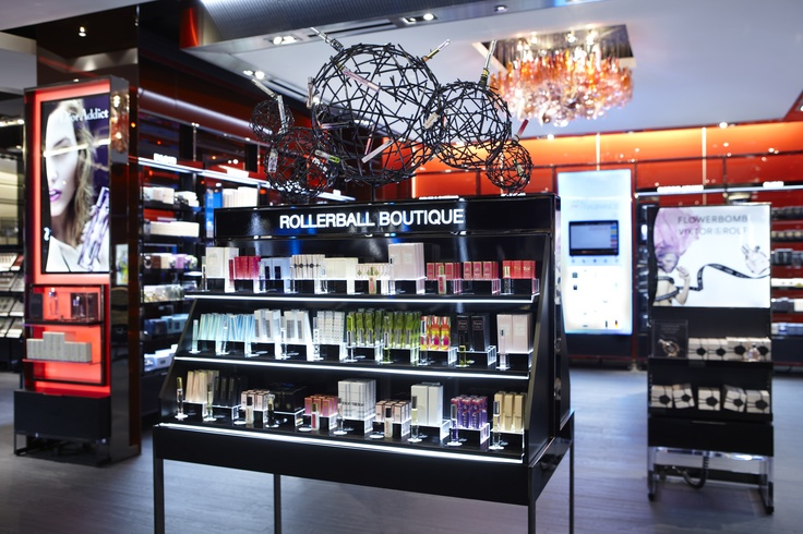 Searching for a new scent? Test drive our favorites at the Rollerball Boutique – this one at #Sephora Meatpacking in NYC. #Fragrance