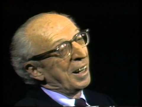 Nice interview with Aaron Copland.  I will play the first few minutes for my 5th graders.