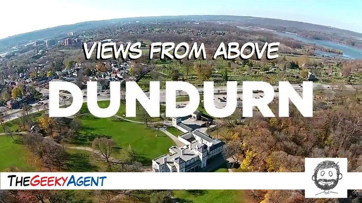 Hamilton View From Above - Dundurn Neighbourhood - The Geeky Agent - RE/MAX