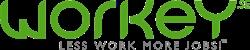 Workey är en sökmotor för jobb som samlar platsannonser från jobbsajter, rekryteringföretag, nyhetssajter samt privata och offentliga företag.