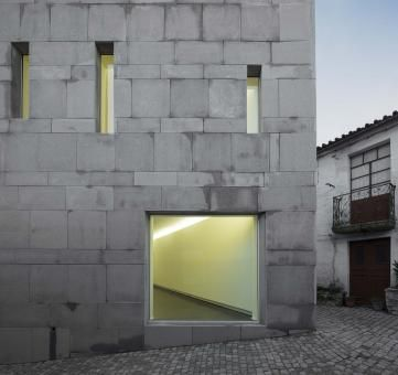 CENTER FOR INTERPRETATION OF JEWISH CULTURE ISAAC CARDOSO by Gonçalo Byrne Arquitectos #Archello #Architecture