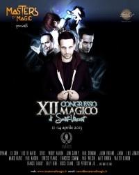Al Saint-Vincent Resort & Casino MASTERS OF MAGIC: XII torneo di maghi, prestigiatori e illusionisti